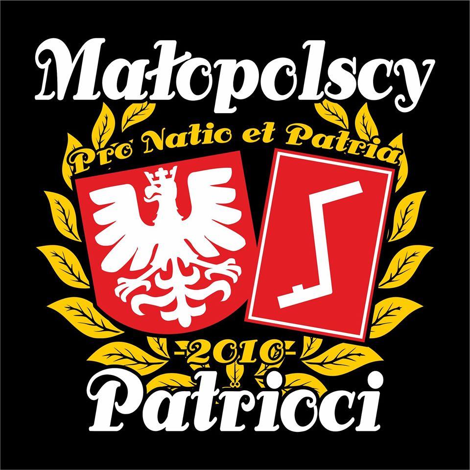 Małopolscy Patrioci Logo